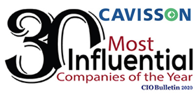 CAVISSON RECOGNIZED AS ONE OF THE 30 MOST INFLUENTIAL COMPANIES OF THE YEAR 2020
