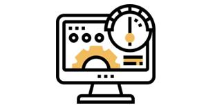 Monitoring dashboard widget
