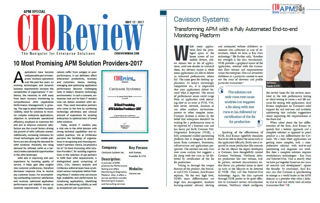 APM Review