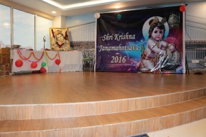 Janmashtami Celebration 2016